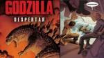 Blog Universo Cómic: el mítico Godzilla ya ruge en el Perú - Noticias de adolfo rico