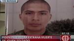Joven militar falleció en La Tiza y familiares piden investigar - Noticias de ejército peruano
