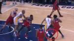 NBA: una espeluznante lesión que no resultó ser tan grave - Noticias de roy hibbert