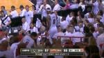 LeBron James se pierde entre el público y hace genial clavada - Noticias de jason kidd