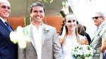 La boda de Daniel y Luciana - Noticias de eduardo capilla