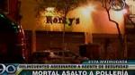 Vigilante murió a balazos en asalto a pollería en el Cercado - Noticias de pollería norky's
