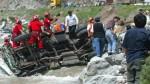 Tres fallecidos dejó vuelco de un camión en vía Jaén - Chiclayo - Noticias de jaén