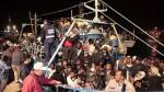 Al menos 14 migrantes muertos dejó naufragio en Lampedusa - Noticias de muere ahogado