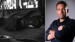 Zack Snyder mostró parte del batimóvil de Ben Affleck - Noticias de anton furst