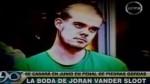 Van der Sloot se casará en junio en Piedras Gordas - Noticias de edicto matrimonial