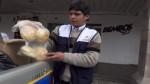 Casi media tonelada de productos vencidos había en 'fast food' - Noticias de caja municipal del cusco