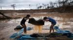 Minería ilegal: el panorama en la devastada zona de La Pampa - Noticias de tambopata