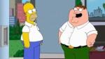 """""""Los Simpson"""" y """"Padre de familia"""" se unen en un capítulo - Noticias de peter griffin"""
