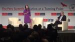 """The Economist: """"Perú crecerá menos de 5% en 2020 sin reformas"""" - Noticias de irene mercado"""