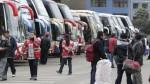 Choferes ebrios llevaban 40 pasajeros desde Huancayo a Lima - Noticias de accidentes en huancayo