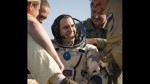 Astronautas de la Estación Espacial vuelven a Tierra - Noticias de rick mastracchio
