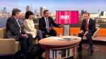 David Cameron fue callado por un periodista en programa en vivo - Noticias de christiane amanpour