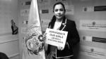"""Marisol Espinoza se une a la campaña: """"Bring Back Our Girls"""" - Noticias de los simpson"""