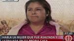 Mujer agredida sexualmente luchó contra violador por 30 min. - Noticias de violaciones sexuales