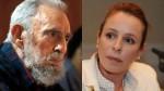 La hija de Fidel Castro que no quiso volver más a Cuba - Noticias de papi chunga