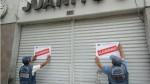 Centro de Lima: cuatro locales fueron clausurados y multados - Noticias de peleas callejeras