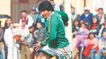 Evo Morales podría debutar en la Primera División de Bolivia - Noticias de mario pisa