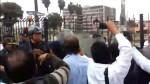 Huelga médica: PNP desmanteló carpas en hospital Dos de Mayo - Noticias de federación médica del perú