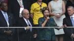 """Dilma Rouseff señala que """"está harta"""" del presidente de la FIFA - Noticias de selección de italia"""
