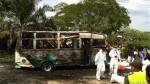 Tragedia en Colombia: Chofer del ómnibus se encuentra detenido - Noticias de brevete