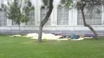 """Museo de Arte Italiano sirve de """"hotel"""" para gente de mal vivir - Noticias de indigentes"""