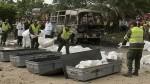 Tragedia en Colombia: chofer de bus quemado no tenía brevete - Noticias de brevete