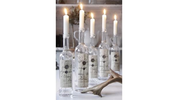 Foto aprende a decorar tu casa con botellas de vidrio el - Aprender a decorar tu casa ...