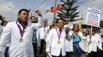 Huelga médica: el 12,8% la acató hoy en Lima - Noticias de huelga de médicos
