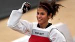 Taekwondista peruana vende rifas para cumplir sueño olímpico - Noticias de odesur 2014