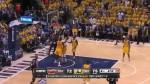 NBA: LeBron y su gran punto en victoria del Heat sobre Pacers - Noticias de lance stephenson