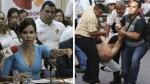 Ramírez: No se han hecho detenciones en protestas pacíficas - Noticias de geraldine moreno