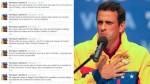 Capriles a Maduro: Acabaron las excusas para evitar el diálogo - Noticias de mensaje presidencial 2013