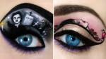 Arte en los ojos: Sorpréndete con estas obras de maquillaje - Noticias de gina marco