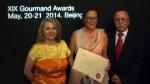 Libros peruanos ganan el 'Óscar de la literatura gastronómica' - Noticias de sara beatriz guardia