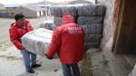 Cobró S/. 1 por entregar kits de abrigo donados por el MIMP - Noticias de provincia de moho