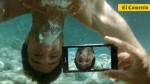 El Sony Xperia Z1 Compact, un smartphone a prueba de agua - Noticias de esto es guerra de verano