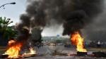 Trabajadores de Pucalá protestaron por falta de pagos - Noticias de pucala