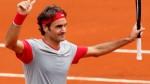 Federer ganó y clasificó a la segunda ronda de Roland Garros - Noticias de myla rose