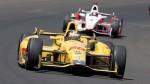 Ryan Hunter-Reay se quedó con las 500 Millas de Indianápolis - Noticias de helios 500