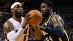LeBron James se lució con una increíble clavada de reversa - Noticias de dwayne wade