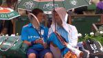 Djokovic fue ovacionado en París por este gesto con recogebolas - Noticias de bebidas hidratantes