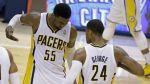 NBA: el triunfo más caliente de los 'Sex Pacers' - Noticias de roy hibbert