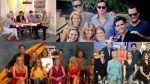 Los reencuentros más recordados de las series de televisión - Noticias de will graham