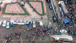 Así participaron los peruanos del simulacro de sismo y tsunami - Noticias de simulacro de sismo