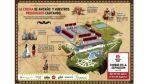 Cuarta edición de Invita Perú se aleja de Lima Norte - Noticias de parque zonal lloque yupanqui