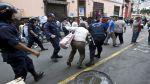 Intervención de Lima en Mesa Redonda derivó en pelea a pedradas - Noticias de jiron andahuaylas