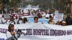 Médicos de Essalud levantaron huelga tras 22 días - Noticias de escala remunerativa