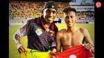 Luis Tejada intercambió camiseta con Neymar tras duelo amistoso - Noticias de selección panameña