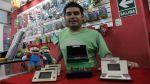 En Lince está el paraíso de los amantes de videojuegos retro - Noticias de pablo boy